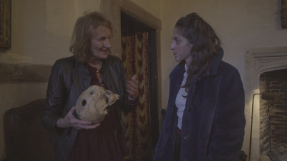 Amanda Feilding and Natalie Ginsberg  (MAPS) at the Beckley Foundation – 10 March2018