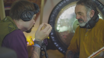 Jamie and Phil from Infinite Spirit Sounds at home – 29 August2018